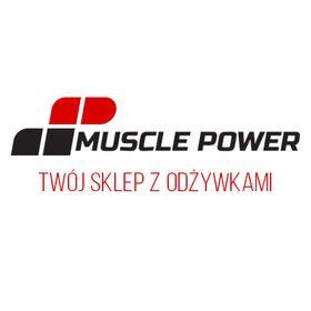 Muscle Power's Pinterest Account Avatar