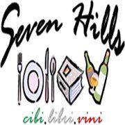 Seven Hills cibi.libri.vini