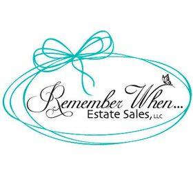 Remember When Estate Sales