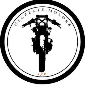 WECREATE. MOTORS ✖️✖️✖️