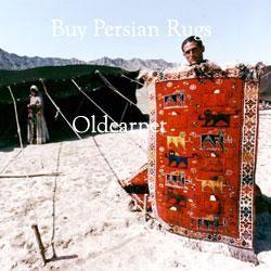 Real Persian Rugs OLDCARPET