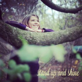 stand up and shine
