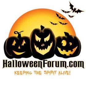 Halloween Forum (halloweenforum) on Pinterest