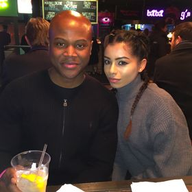 London's Dining Couple