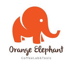 Orange Elephant