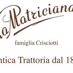 La Matriciana dal 1870