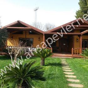 AZRA AHŞAP EV- WOODEN HOUSE