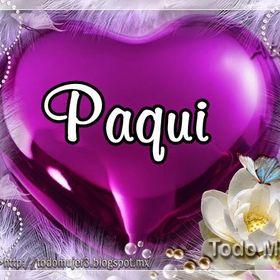 Paqui Bello