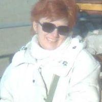 Mária Lipcseiné Nagy