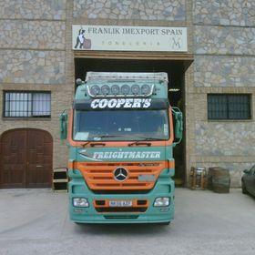 Franlik Imexport Spain SL - Toneleria Martin&Vazquez