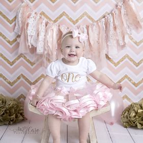 Once Upon a Fairy Tale - Baby Girl 1st Birthday Tutu Outfits