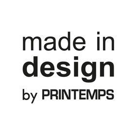 profil de made in design by printemps