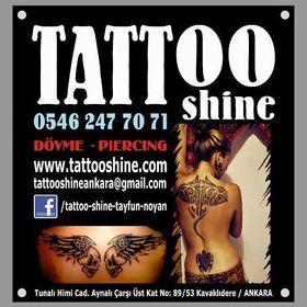 tattoo shine (Tayfun Noyan)