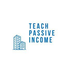 Teach Passive Income