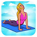 Yoga Retreat Game