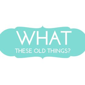 What, These Old Things?