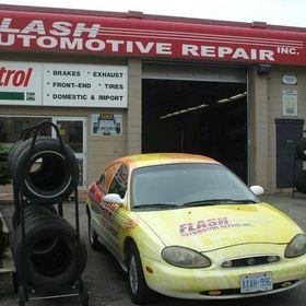 Flash Automotive Repair