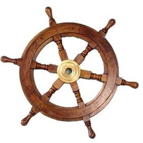 Handcrafted Nautical Decor
