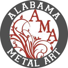Alabama Metal Art
