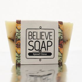 The Believe Soap Company = Handmade Natural Soap