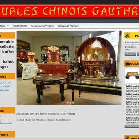 Meubles Gauthron chinois