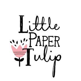 Little Paper Tulip