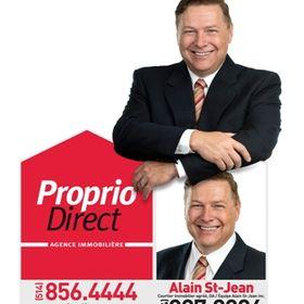 Alain St-Jean inc, courtier immobilier agréé
