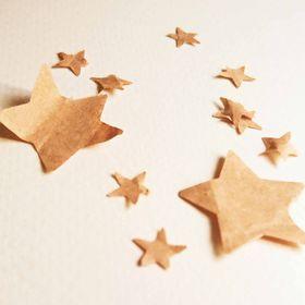 Confetti Celeste