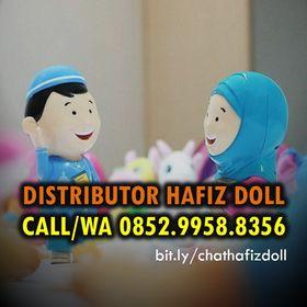 HP/WA 0813.8171.9911, Distributor Boneka Hafiz Doll Murah Makassar, Jual Hafiz Doll Murah Makassar