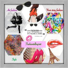 Fashiontellingart