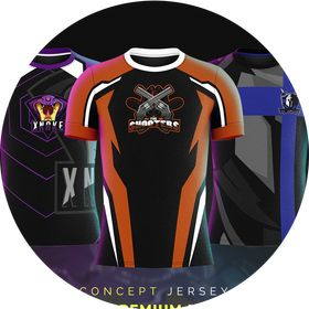 Download 424 Best eSports Jersey Template images in 2020 | Shirt ...