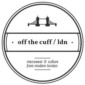off the cuff / ldn