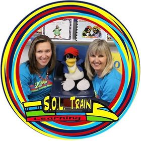 SOL Train Learning|Math Games+Literacy+Vocabulary+Activities+Books+Songs