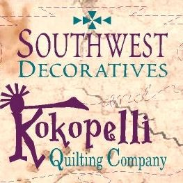 Southwest Decoratives Kokopelli Quilting Company Maryjomccarthy On Pinterest