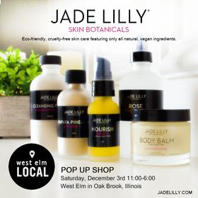 Jade Lilly - Botanical, Vegan Skin & Body Care