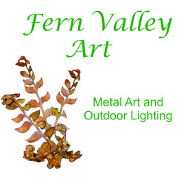 Fern Valley Art | Metal Art and Outdoor lighting for Home and Garden.