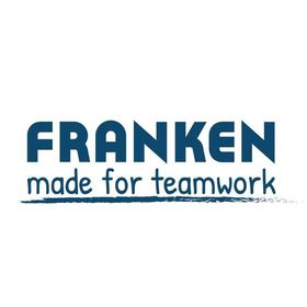 Franken UMZ 10 09 Presentation Cards Circular 9.5 cm Diameter 130 g//m/² Pack of 500 White