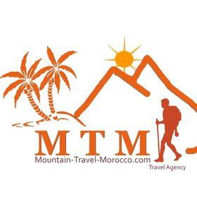 Mountain travel Morocco