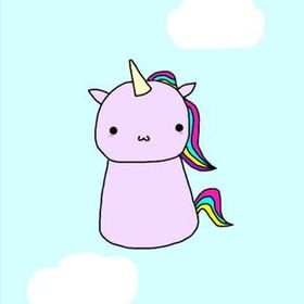 Lovey Magic Unicorn