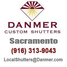 Danmer Custom Shutters Sacramento