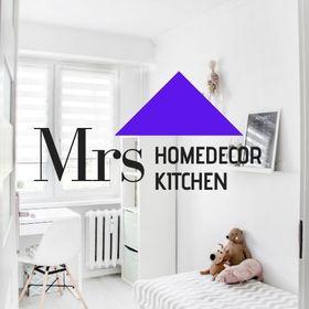 Mrs. Homedecor & Kitchen