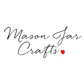 Mason Jar Crafts {love!}
