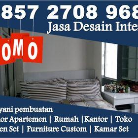 Jasa Interior Apartemen Jakarta Telp/WA 085727089686