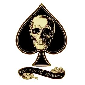 090b5ade136df Ace of Spades (Ace of Spades) on Pinterest