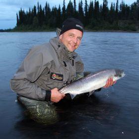 Naamisuvanto Salmon Fishing