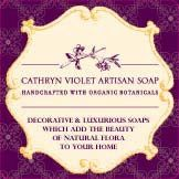 Cathryn Violet Artisan Soap