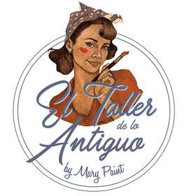 El Taller de lo Antiguo by Mary Paint