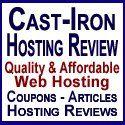 Cast-Iron Hosting Review