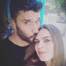 Vasilis Romanos-Nancy Baskouta