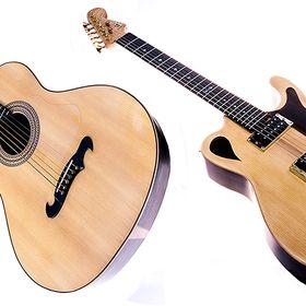 L.A. Guitars / L.A. Strings - Guitar Makers since 1974